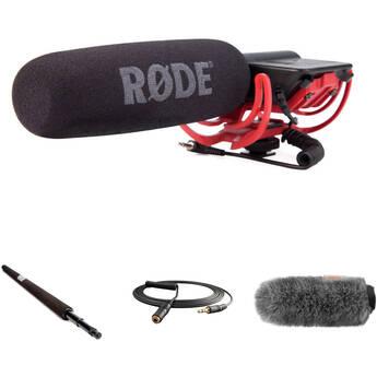 Rode VideoMic & Micro Boompole Kit with Windbuster