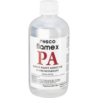 Rosco Flamex Flame-Retardant Paint Additive (8 oz Jar)