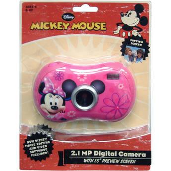 Sakar Disney Minnie Mouse Digital Camera