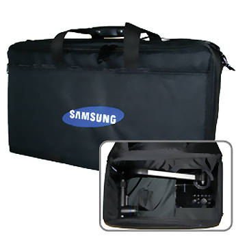 Samsung Soft Padded Carrying Case with Shoulder Strap for SDP-860 Digital Presenter