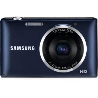 Samsung ST72 Digital Camera (Black)
