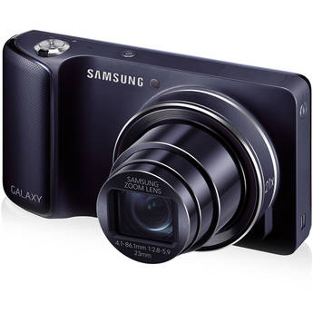 Samsung GC110 Galaxy Digital Camera (Black)