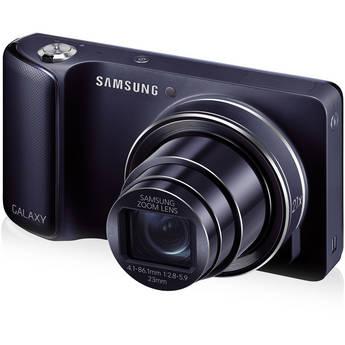 Samsung GC120 Galaxy Digital Camera (Verizon, Black)
