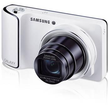 Samsung GC120 Galaxy Digital Camera (Verizon, White)