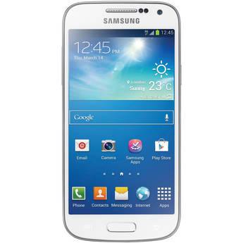 Samsung Galaxy S4 Mini GT-I9195 International 8GB Smartphone (Unlocked, White)