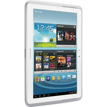 """Samsung 16GB Galaxy Note 10.1"""" Tablet (White)"""