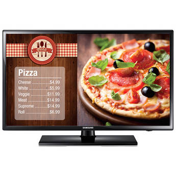 """Samsung H40B 40"""" Widescreen HDTV Direct Lit Commercial LED Display"""