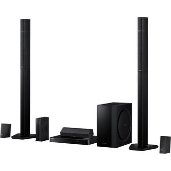 Samsung HT-H7730WM 7.1-Channel 1330W 3D Smart Blu-ray Home Theater System