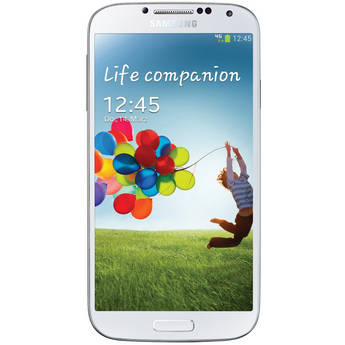 Samsung Galaxy S4 GT-I9500 16GB Smartphone (Region Specific Unlocked, White)