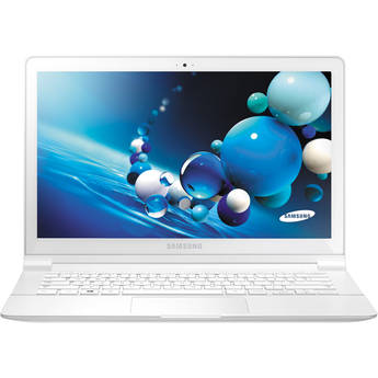 """Samsung ATIV Book 9 Lite NP915S3G-K05US 13.3"""" Multi-Touch Notebook Computer (Marble White)"""