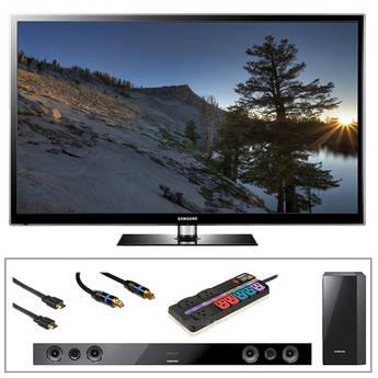 "Samsung PN51E550 51"" Class PDP 3D TV Advanced Kit"