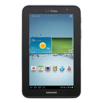Samsung 8GB Galaxy Tab 2 7.0 Tablet (Verizon, Black)