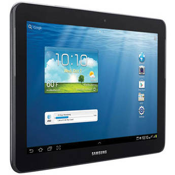 Samsung 16GB Galaxy Tab 2 10.1 Tablet (AT&T, Silver)