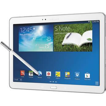 "Samsung 32GB Galaxy Note 2014 Edition 10.1"" Wi-Fi Tablet (White)"