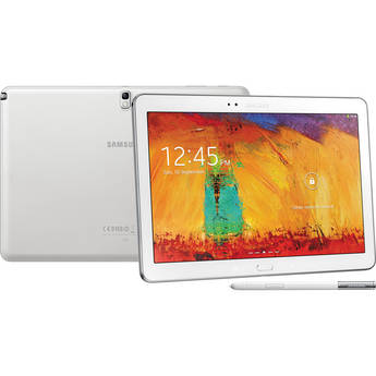 """Samsung 16GB Galaxy Note 10.1"""" Tablet (2014 Edition, Wi-Fi Only, White)"""