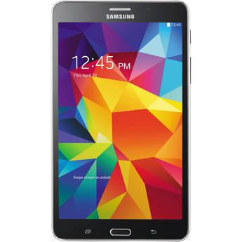 """Samsung 8GB Galaxy Tab 4 Multi-Touch 7.0"""" Wi-Fi Tablet (Black)"""