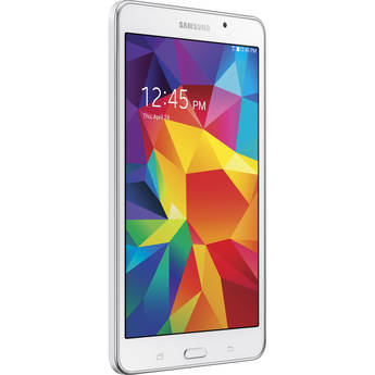 "Samsung 8GB Galaxy Tab 4 Multi-Touch 7.0"" Wi-Fi Tablet (White)"