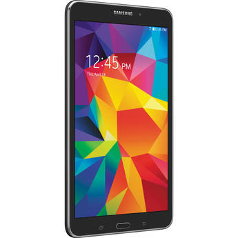 "Samsung 16GB Galaxy Tab 4 Multi-Touch 8.0"" Wi-Fi Tablet (Black)"