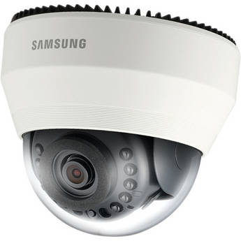 Samsung SND-6011R 2 Mp Full HD Network IR Dome Camera with Built-In 3.8mm Fixed Lens