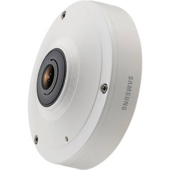 Samsung SNF-7010 360 Full HD Day & Night PTZ Fisheye Camera (NTSC)