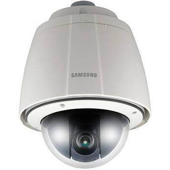 Samsung SNP-3371TH 4CIF 37x Network PTZ Dome Camera (Ivory)