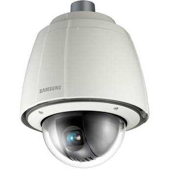 Samsung SNP-5200H 1.3Mp HD 20x PTZ Dome Network Camera (Ivory)