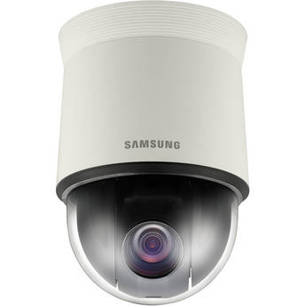Samsung SNP-5300 1.3 Mp Full HD 30x Network PTZ Dome Indoor Camera (Ivory)