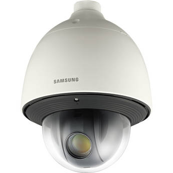 Samsung SNP-5300H 1.3 Mp Full HD 30x Network PTZ Dome Outdoor Camera (Ivory)