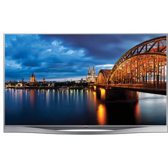"Samsung UA-55F8500 55"" Smart Multisystem 3D LED TV (Silver)"