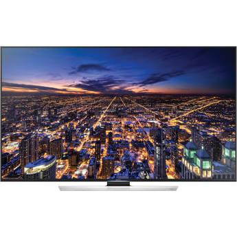 "Samsung UA-65HU8500 65"" 4K Ultra HD Smart Multisystem 3D LED TV (Black)"