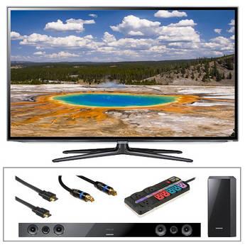 """Samsung UN46ES6100FXZA 46"""" Slim Smart LED HDTV Advanced Kit"""