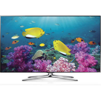 "Samsung 65"" 7100 Series Full HD Smart 3D LED TV"