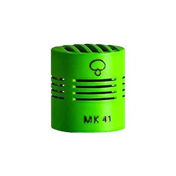 Schoeps MK 41 Supercardioid Condenser Microphone Capsule (Chroma Green)