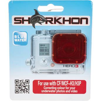 Sharkhon CF-H3A Replacement Red Filter