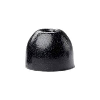 Shure EABKF1-100L Foam Sleeves for Shure Sound Isolation Earphones (Large, Black, 50 Pairs)