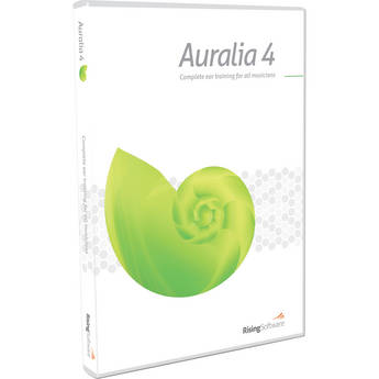 Sibelius Auralia 4 - Training Software (Multi-User per Seat Upgrade, 10 Seat Minimum)