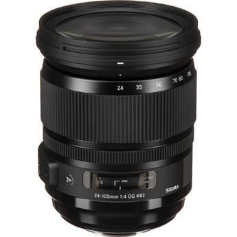 Sigma 24-105mm F/4 DG OS HSM Lens for Sony DSLR Cameras