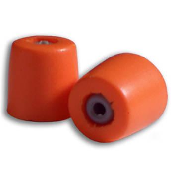Silynx Communications Foam Earplugs (Medium, 50 Pairs)