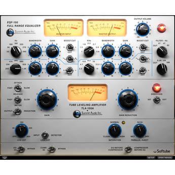 Softube Summit Audio Grand Channel Plug-In (Native)