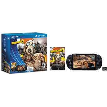 Sony Borderlands 2 Limited Edition PlayStation Vita Bundle