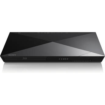 Sony BDP-S6200 4K Upscaling Wi-Fi and 3D Blu-ray Disc Player