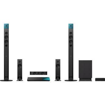 Sony BDV-N8100W Premium 3D Blu-ray Home Theater System