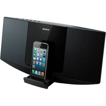 Sony Micro Music System for iPhone 5