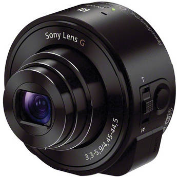 Sony DSC-QX10 Digital Camera Module for Smartphones (Black)