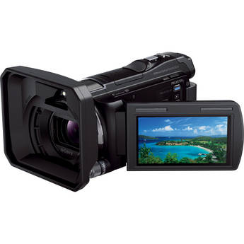 Sony 32GB HDR-PJ650VE HD Handycam Camcorder with Projector (PAL, Black)
