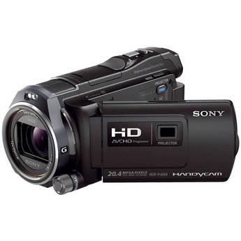 Sony HDR-PJ660E 64GB Handycam HD Camcorder (PAL, Black)