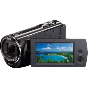 Sony 8GB HDR-CX290 HD Handycam Camcorder (Black)