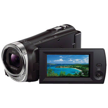 Sony HDR-CX330 Full HD Handycam Camcorder (Black)