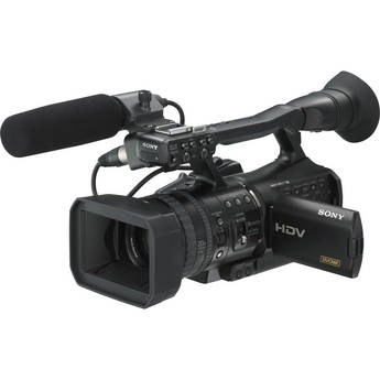 Sony HVR-V1U HDV Camcorder