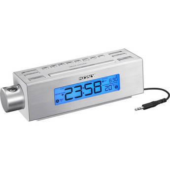 Sony Nature Sounds Clock Radio
